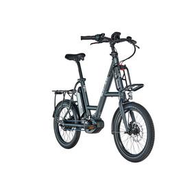 """i:SY DrivE XXL N3.8 ZR Bicicletta elettrica da città 20"""" grigio"""